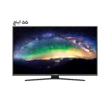 تلویزیون هوشمند ایکس ویژن 55XTU615 اینچ