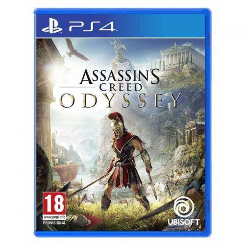 اکانت قانونی Assassin's Creed Odyssey برای PS4 ظرفیت ۳