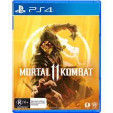 اکانت قانونی Mortal 11 Kombat برای PS4 ظرفیت 3