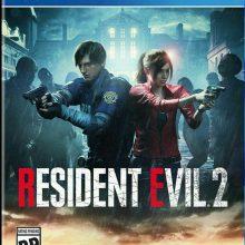 اکانت قانونی Resident Evil 2 برای PS4 ظرفیت 3