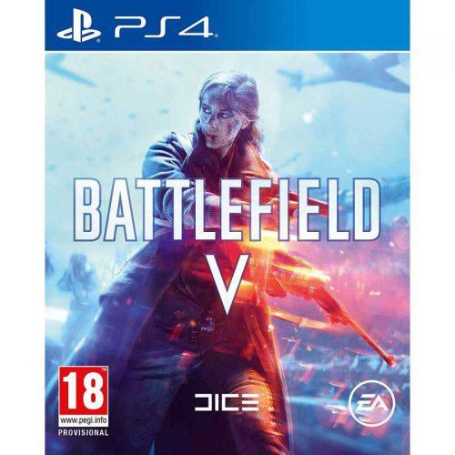اکانت قانونی Battlefield V برای PS4 ظرفیت 3