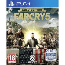 اکانت قانونی far cry 5 برای PS4 ظرفیت 3