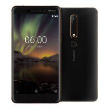 گوشی دو سیم نوکیا مدل Nokia 6.1 32 GB