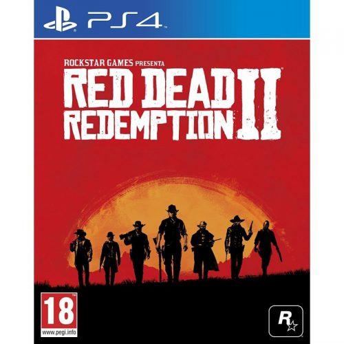 اکانت قانونی Red Dead Redemption 2 برای PS4 ظرفیت 3