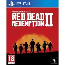 اکانت قانونی Red Dead Redemption 2 برای PS4 ظرفیت ۲