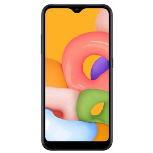 گوشی سامسونگ مدل Galaxy A01 ظرفیت 16GB