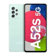 گوشی سامسونگ A52s 5G با رم 8GB – حافظه داخلی 256GB