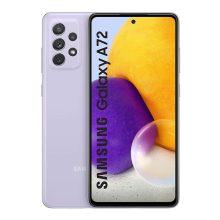 گوشی Samsung A72 با ظرفیت 128/8GB
