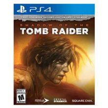 اکانت قانونی Shadow Of the Tomb Rider برای PS4 ظرفیت 3
