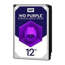 هارد دیسک وسترن دیجیتال سری Purple ظرفیت 12TB