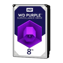 هارد دیسک وسترن دیجیتال سری Purple ظرفیت 8TB