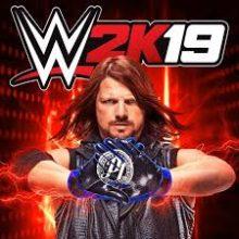 اکانت قانونی WWE2K19 برای PS4 ظرفیت 2