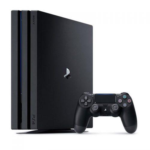 کنسول بازی سونی مدل Playstation 4 Pro Region 2 - CUH-7116B - 1 TB